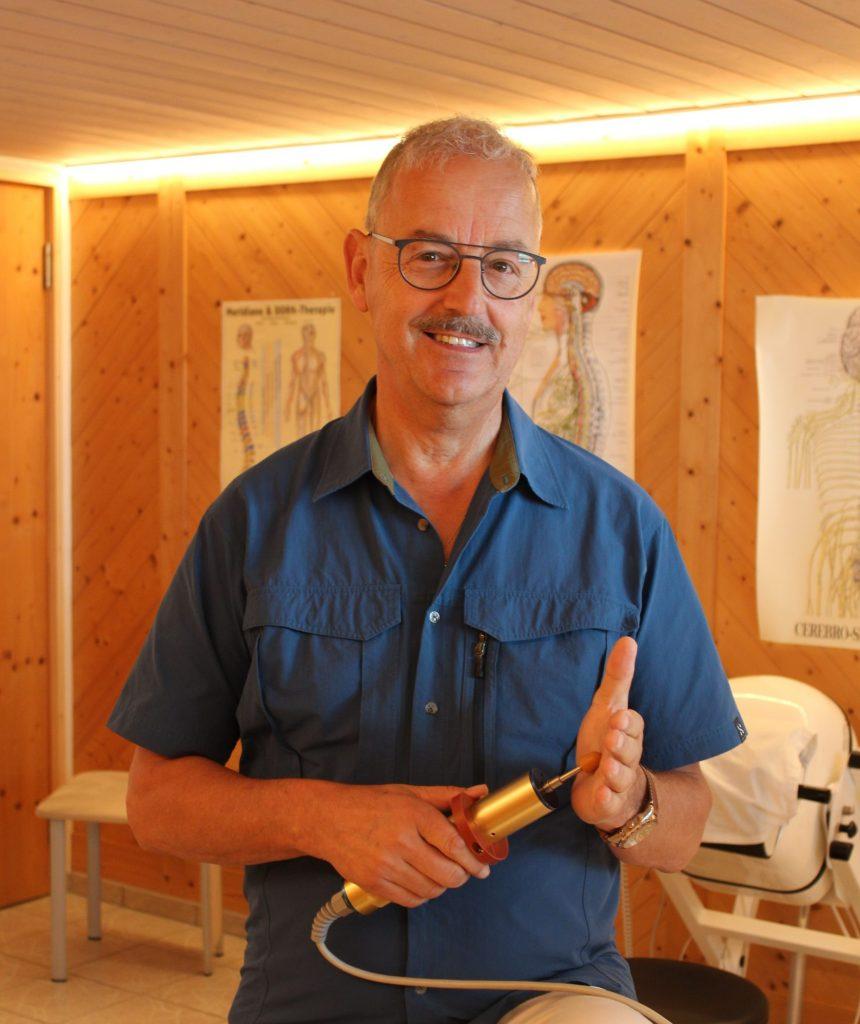 Fredy Heinzer – Praxis in Appenzell