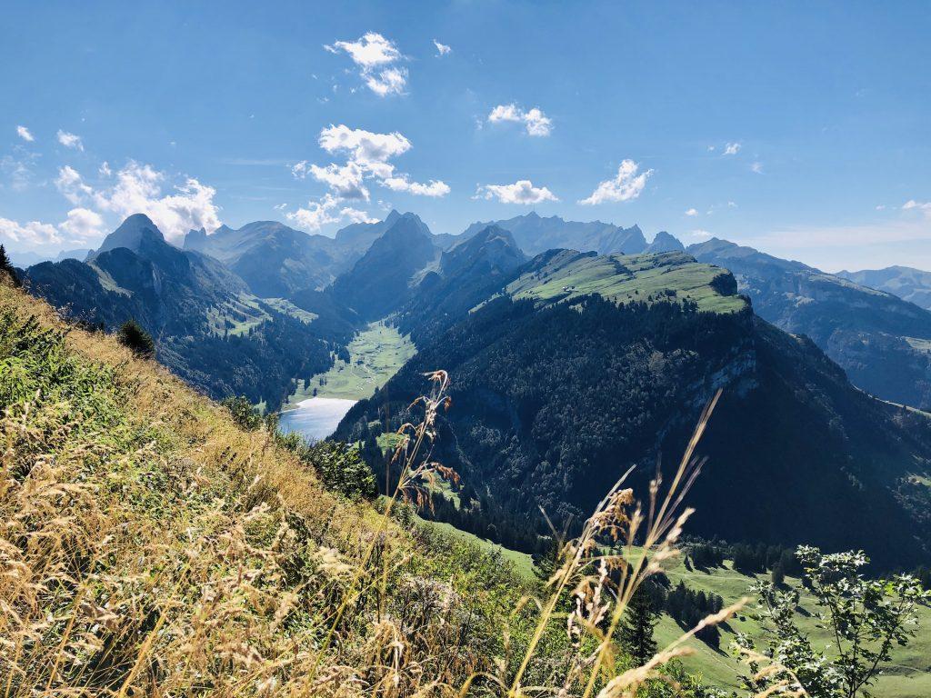 Fredy Heinzer – Wandern im Appenzell